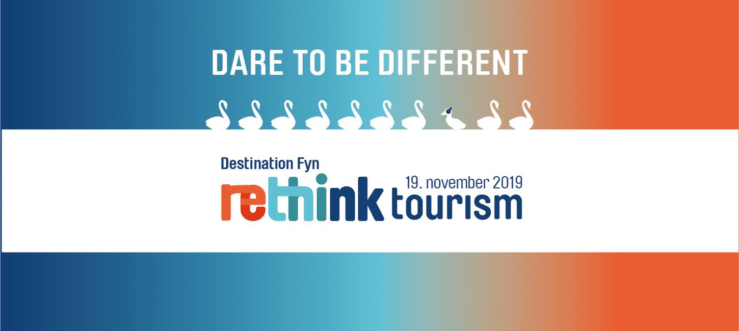 Dare to be different grafik Rethinktourism 2019